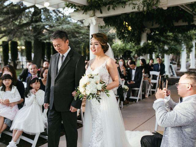 Leo and Rose's Wedding in Benicia, California 26