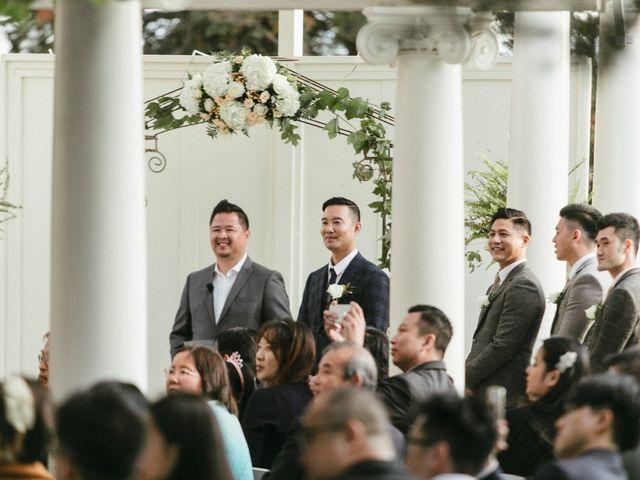 Leo and Rose's Wedding in Benicia, California 27