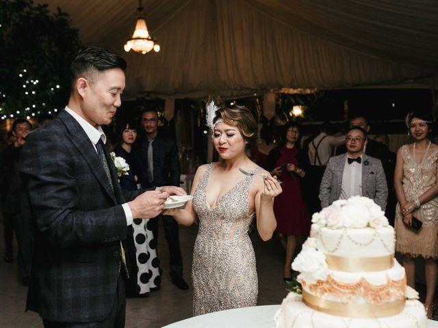Leo and Rose's Wedding in Benicia, California 34