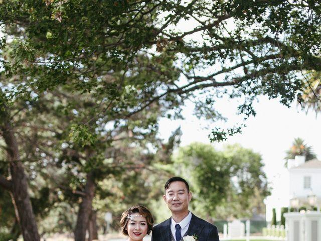 Leo and Rose's Wedding in Benicia, California 11