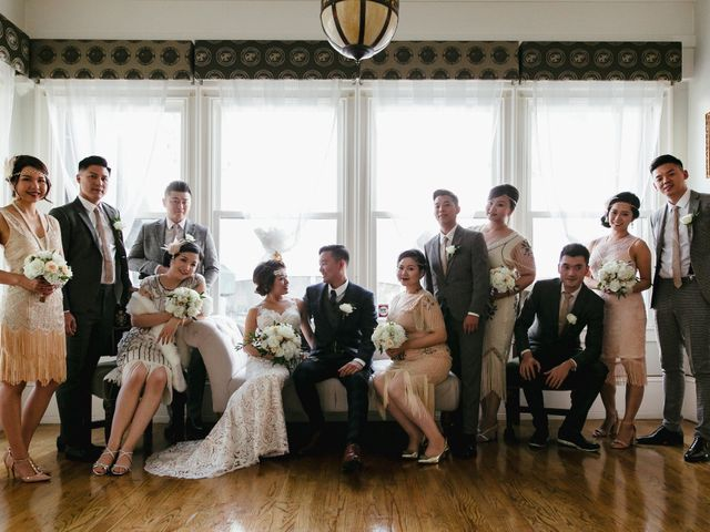 Leo and Rose's Wedding in Benicia, California 15