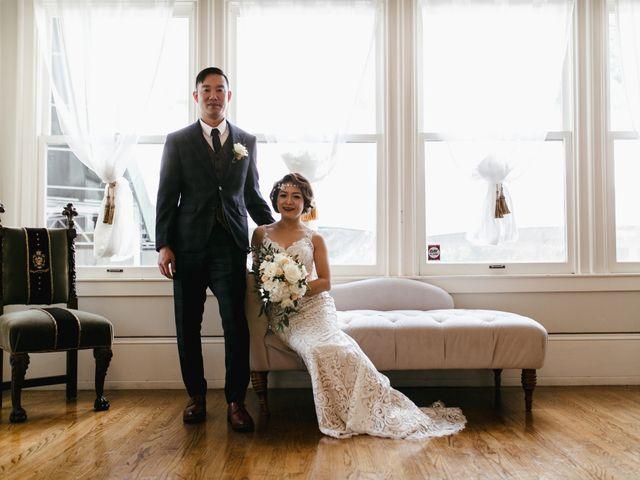 Leo and Rose's Wedding in Benicia, California 20