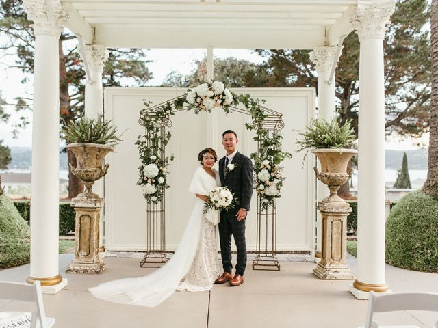 Leo and Rose's Wedding in Benicia, California 31