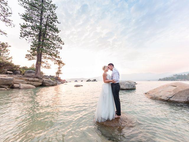 The wedding of Brandon and Brookelynn