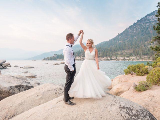 Brookelynn and Brandon's Wedding in Incline Village, Nevada 2