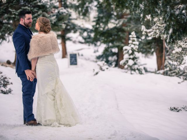 Shelby and Tyler's Wedding in Silverthorne, Colorado 2