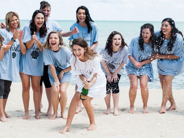Luke Pfleiderer and Kelsey Pfleiderer's Wedding in Islamorada, Florida 4