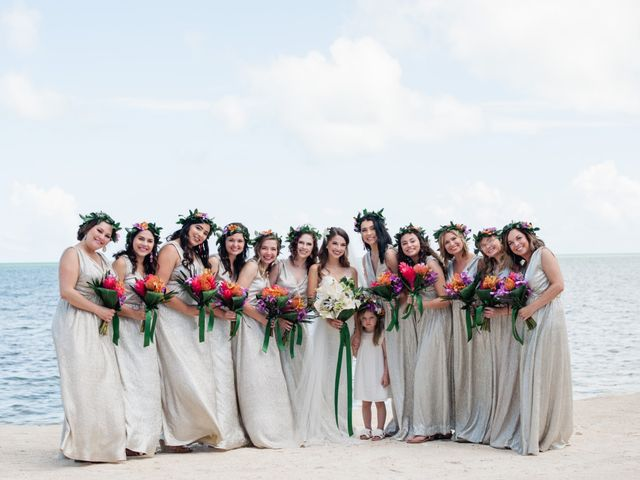 Luke Pfleiderer and Kelsey Pfleiderer's Wedding in Islamorada, Florida 2