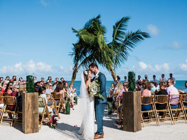 Luke Pfleiderer and Kelsey Pfleiderer's Wedding in Islamorada, Florida 9
