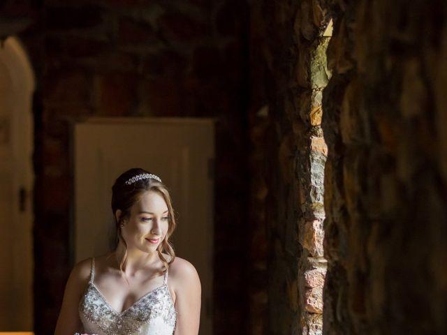 Jake and Alyssa's Wedding in Warrenton, Virginia 3