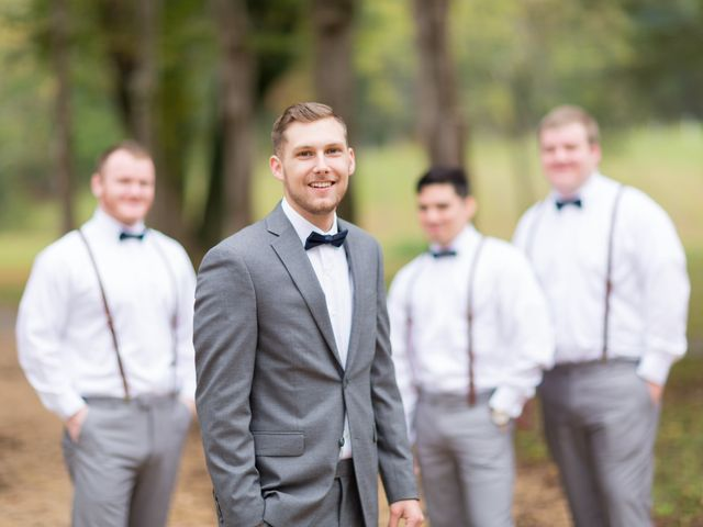 Jake and Alyssa's Wedding in Warrenton, Virginia 1