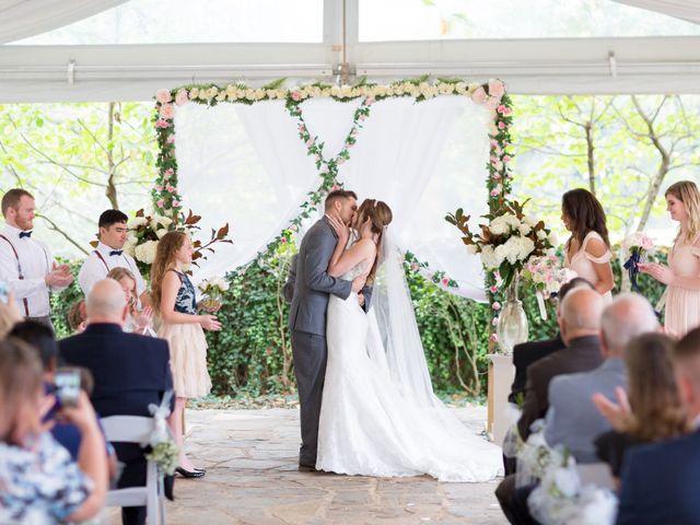 Jake and Alyssa's Wedding in Warrenton, Virginia 5