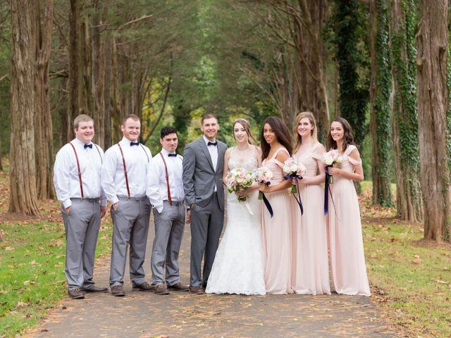 Jake and Alyssa's Wedding in Warrenton, Virginia 8