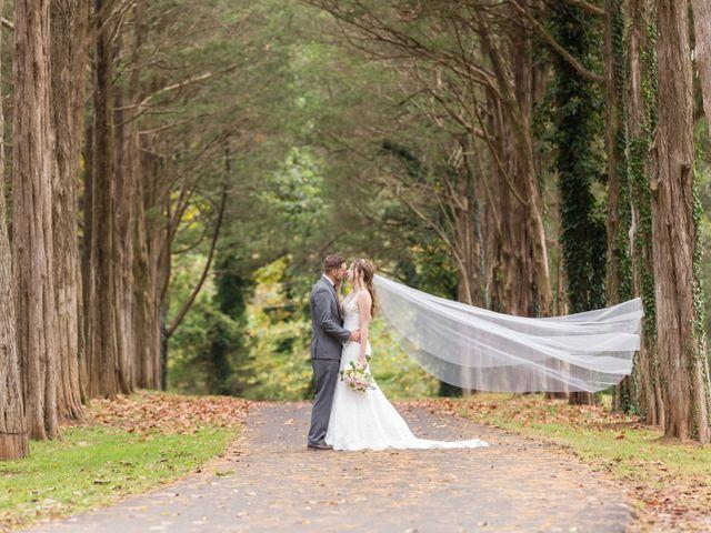 Jake and Alyssa's Wedding in Warrenton, Virginia 9