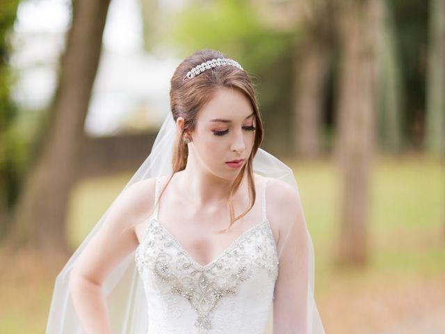 Jake and Alyssa's Wedding in Warrenton, Virginia 12