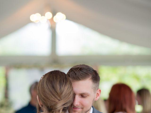 Jake and Alyssa's Wedding in Warrenton, Virginia 19