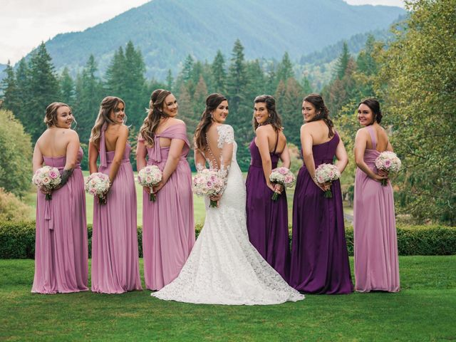 Kylie and Cameron's Wedding in Welches, Oregon 1