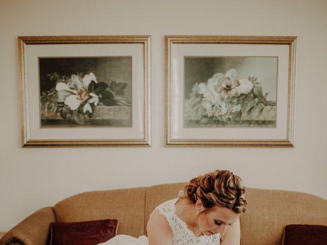 Brady and Makena's Wedding in Wichita, Kansas 7