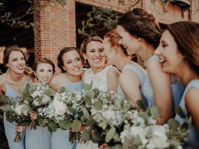 Brady and Makena's Wedding in Wichita, Kansas 3