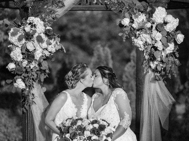 Cassandra and Briana's Wedding in Hazlet, New Jersey 7