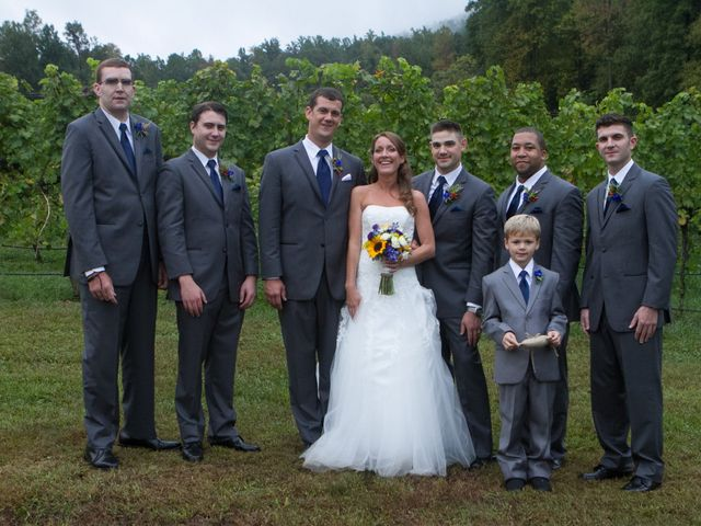 Laura and Chris's Wedding in Faber, Virginia 2