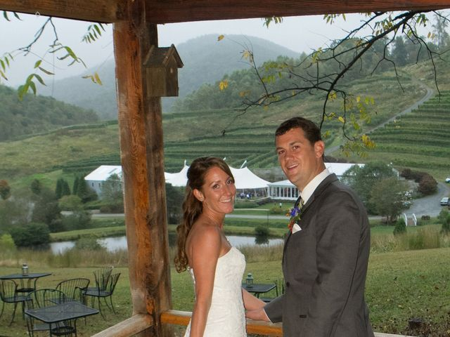 Laura and Chris's Wedding in Faber, Virginia 5