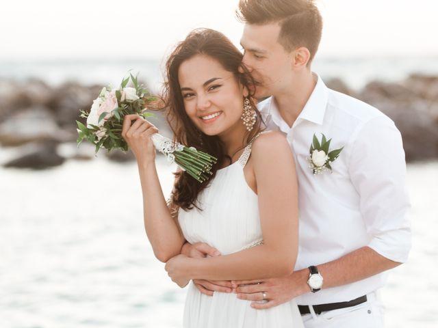 The wedding of Madina and Rustam