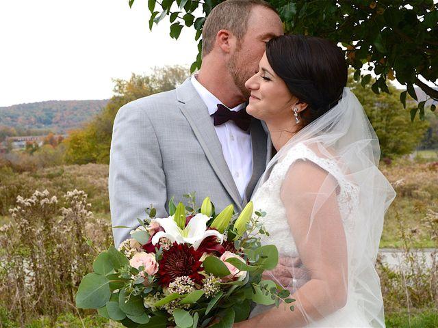 The wedding of Vanessa and Mitchell