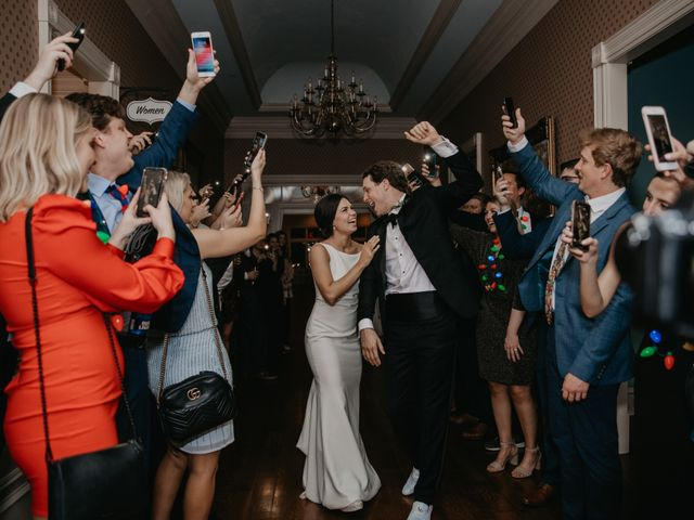 Brandon and Kate's Wedding in Memphis, Tennessee 8