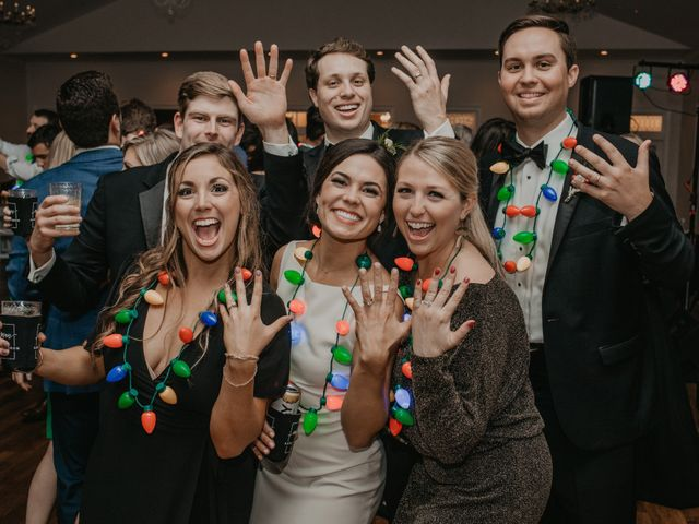 Brandon and Kate's Wedding in Memphis, Tennessee 15