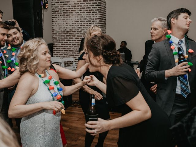 Brandon and Kate's Wedding in Memphis, Tennessee 16