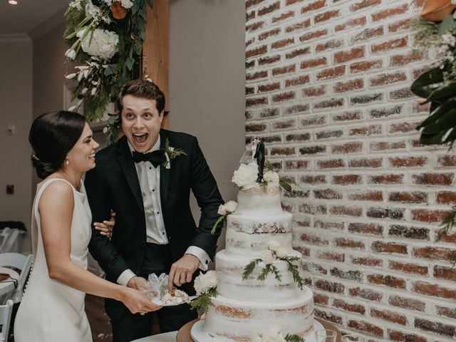 Brandon and Kate's Wedding in Memphis, Tennessee 28