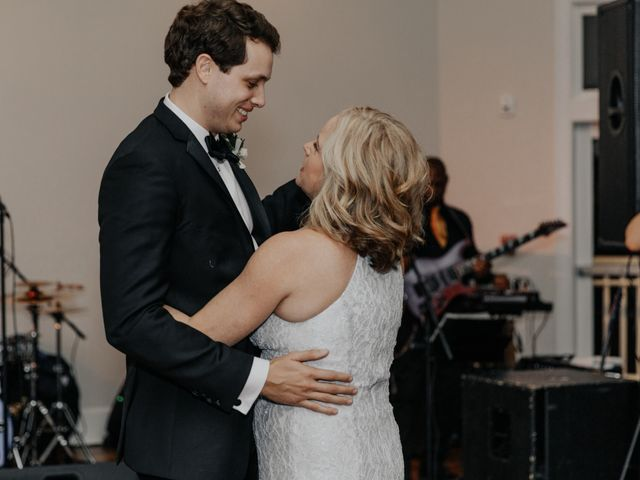 Brandon and Kate's Wedding in Memphis, Tennessee 32
