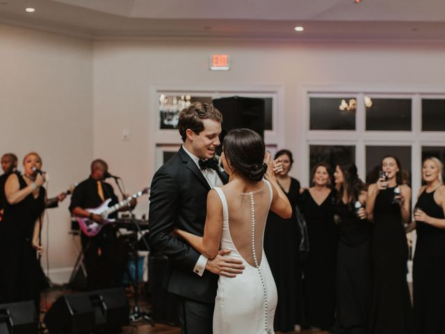Brandon and Kate's Wedding in Memphis, Tennessee 41
