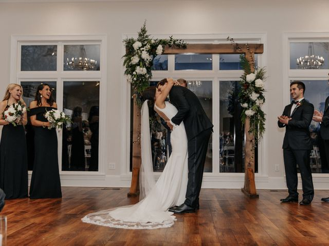Brandon and Kate's Wedding in Memphis, Tennessee 46