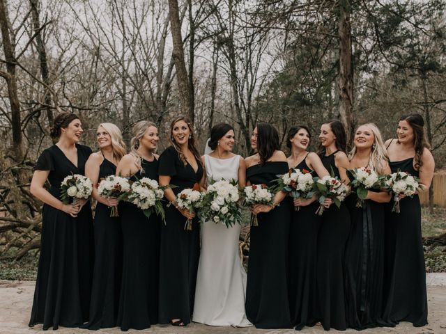Brandon and Kate's Wedding in Memphis, Tennessee 54