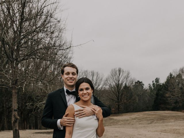 Brandon and Kate's Wedding in Memphis, Tennessee 63