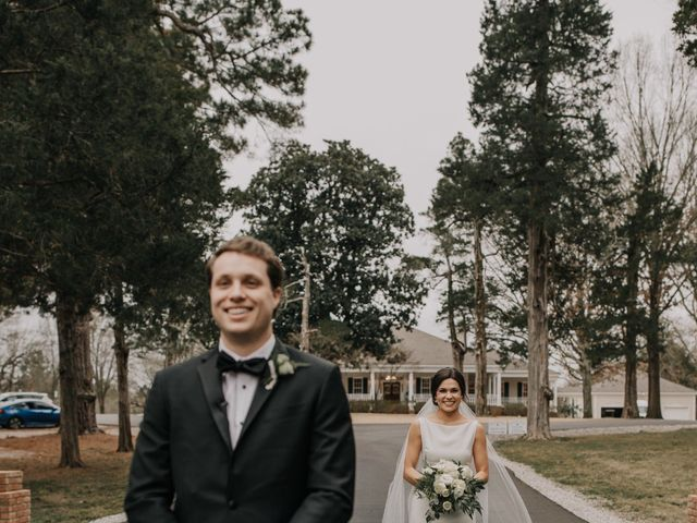 Brandon and Kate's Wedding in Memphis, Tennessee 85