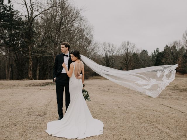Brandon and Kate's Wedding in Memphis, Tennessee 154