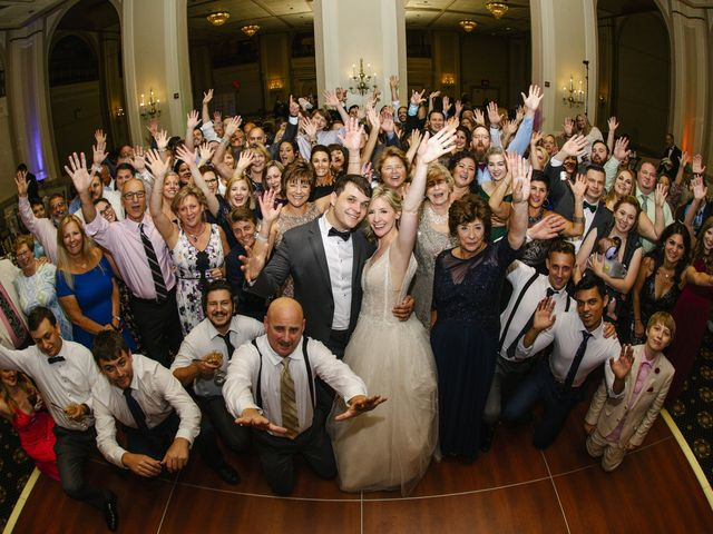James and Kelsey's Wedding in Bethlehem, Pennsylvania 1