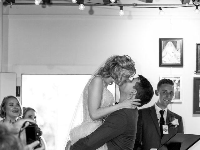 James and Kelsey's Wedding in Bethlehem, Pennsylvania 16