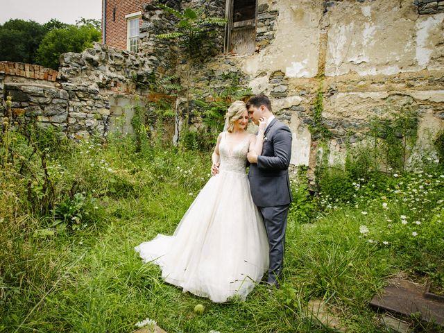 James and Kelsey's Wedding in Bethlehem, Pennsylvania 25