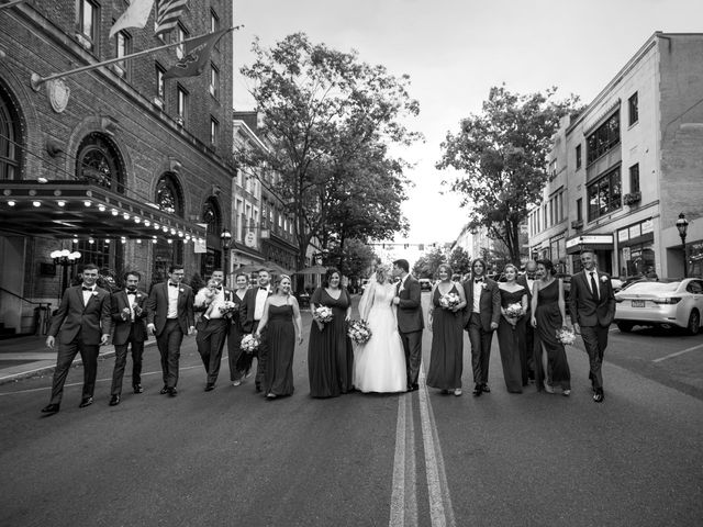 James and Kelsey's Wedding in Bethlehem, Pennsylvania 29