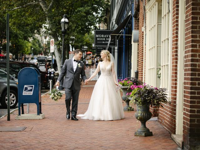 James and Kelsey's Wedding in Bethlehem, Pennsylvania 61