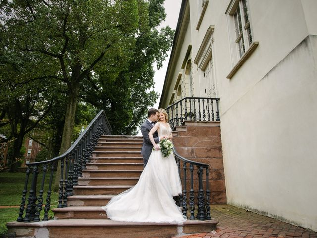 James and Kelsey's Wedding in Bethlehem, Pennsylvania 66