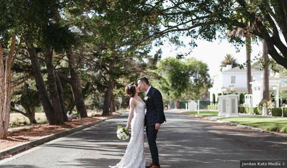 Leo and Rose's Wedding in Benicia, California