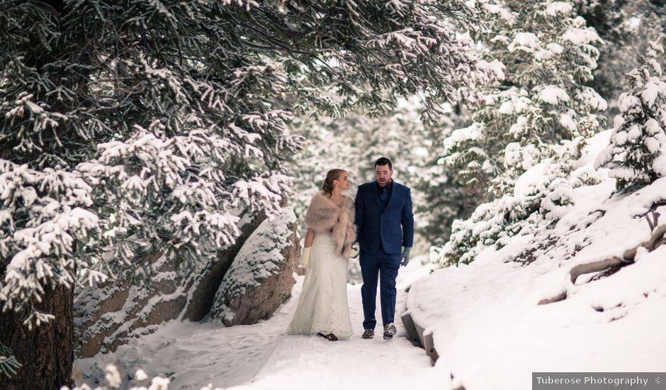 Shelby and Tyler's Wedding in Silverthorne, Colorado