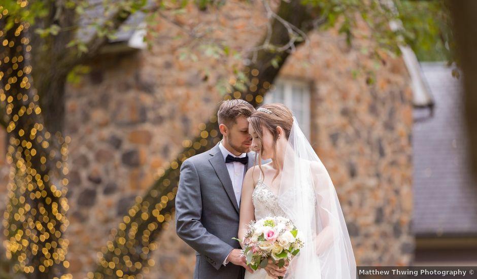 Jake and Alyssa's Wedding in Warrenton, Virginia