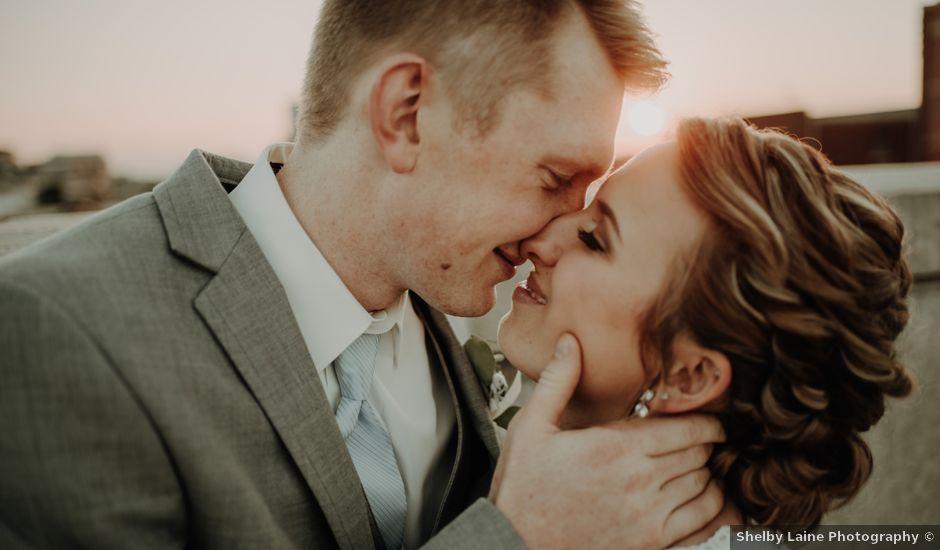 Brady and Makena's Wedding in Wichita, Kansas