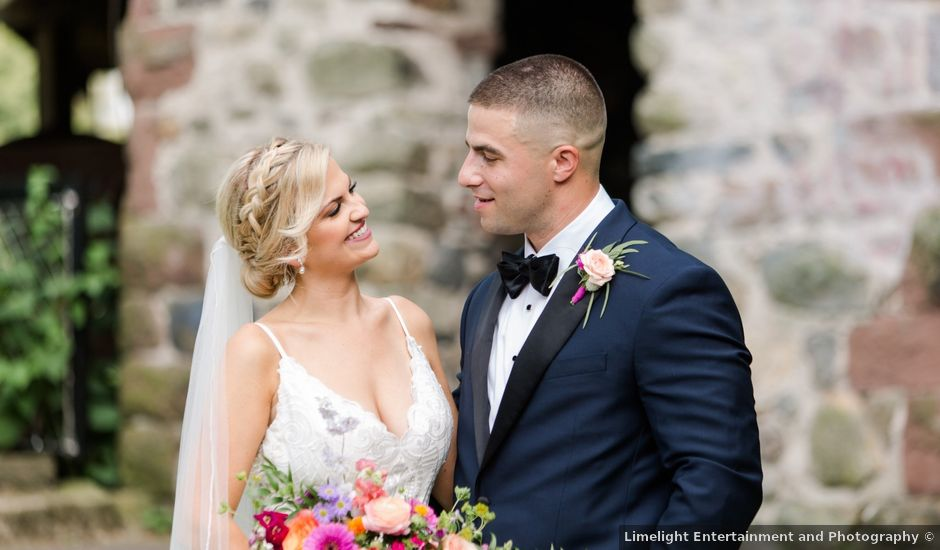 Matt and Brittany's Wedding in Ridgewood, New Jersey